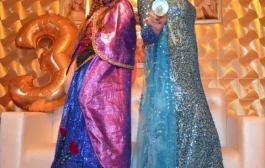 PRINTESELE ANNA si ELSA